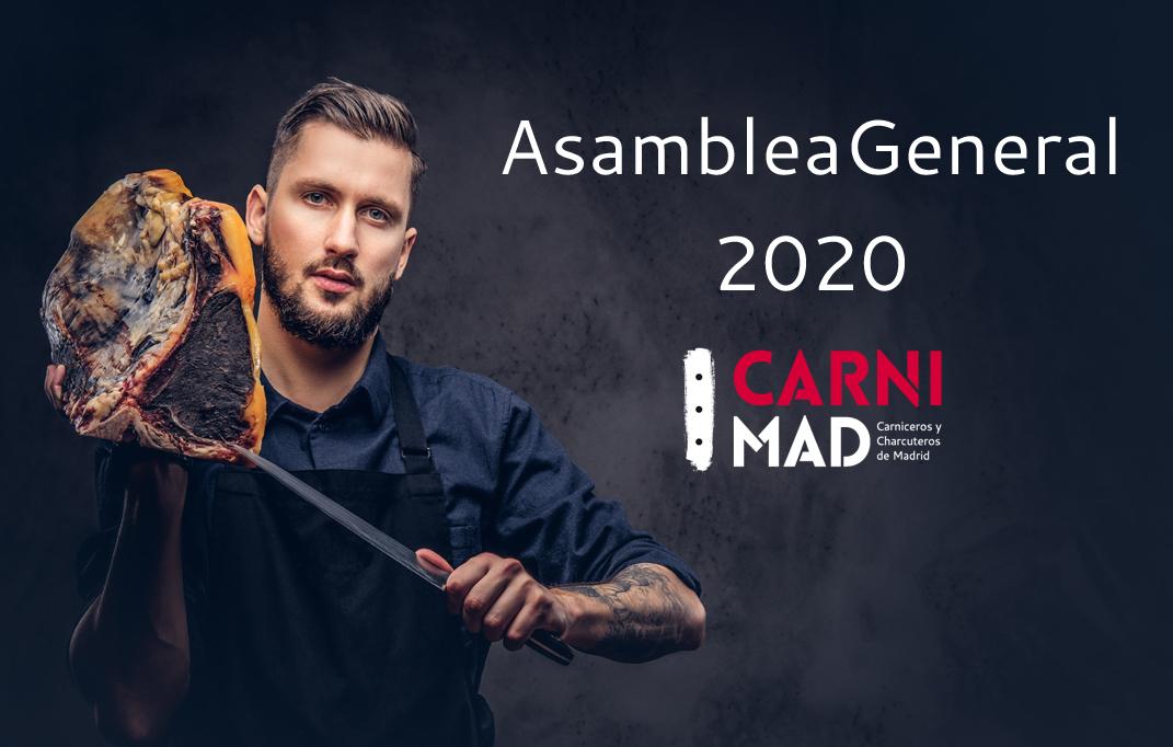 Asamblea General Carnimad y Adecarne 2020
